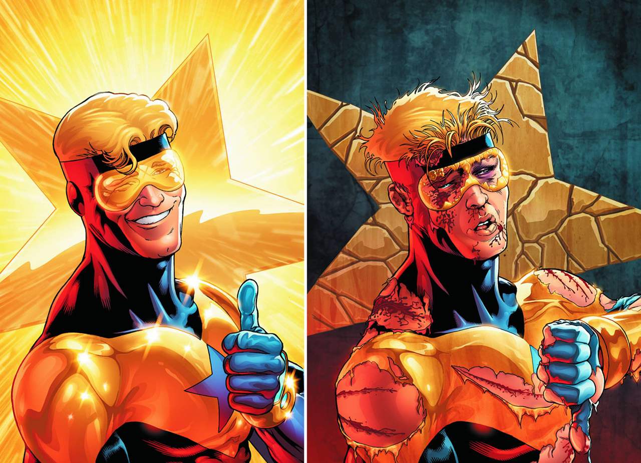 Booster Gold Wallpaper and Background Image 1280x924 ID478640 1280x924