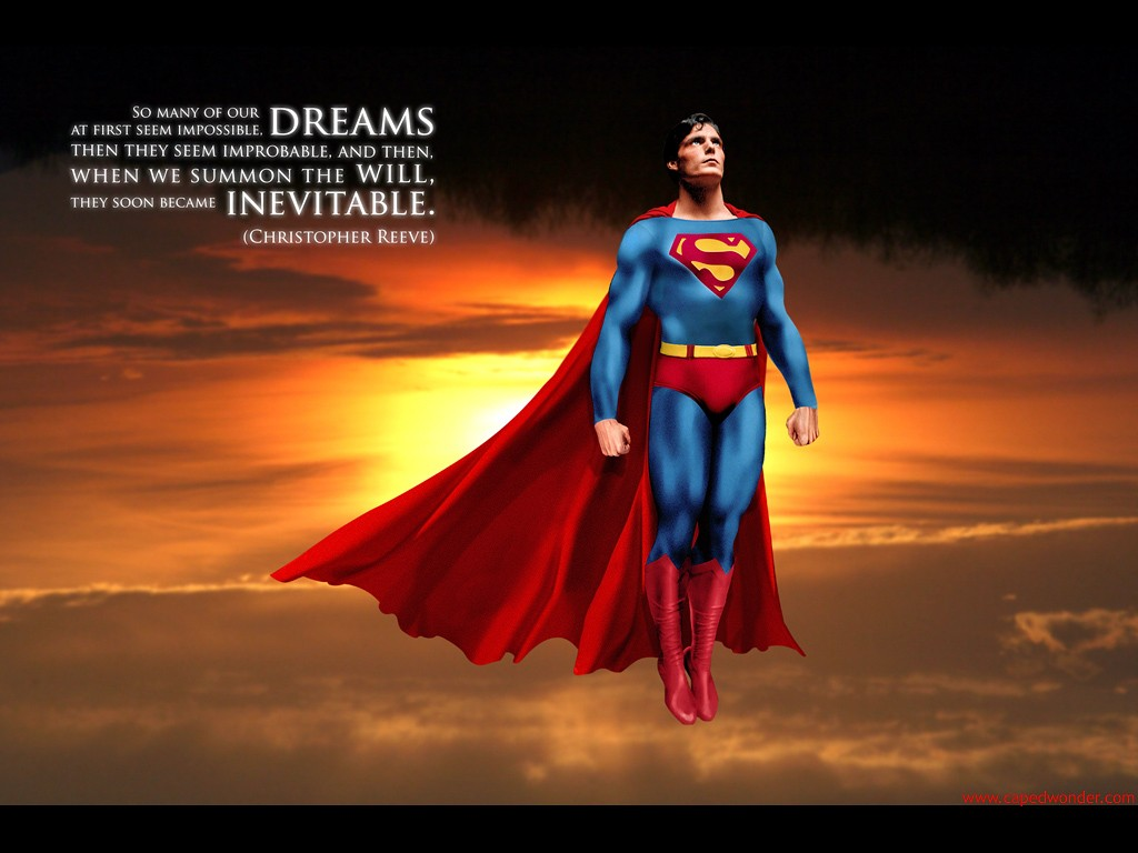 Christopher Reeve 1024x768