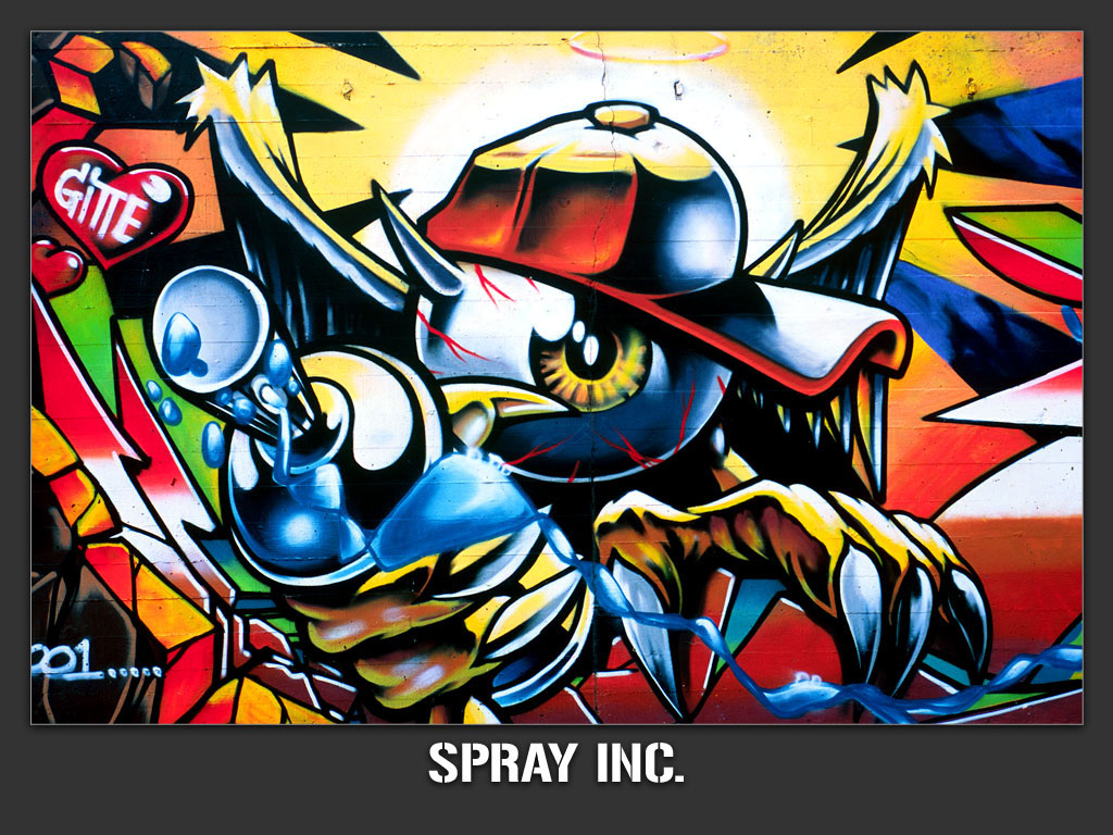Graffiti Wallpaper Best Graffitianz 1024x768