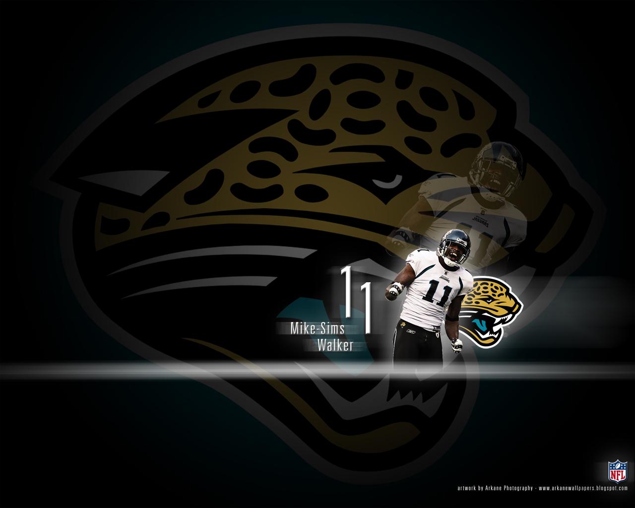Arkane NFL Wallpapers Mike Sims Walker   Jacksonville Jaguars 1280x1024