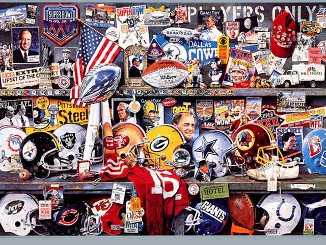 NFL Fan Collection   NFL Team Wallpaper 640x480