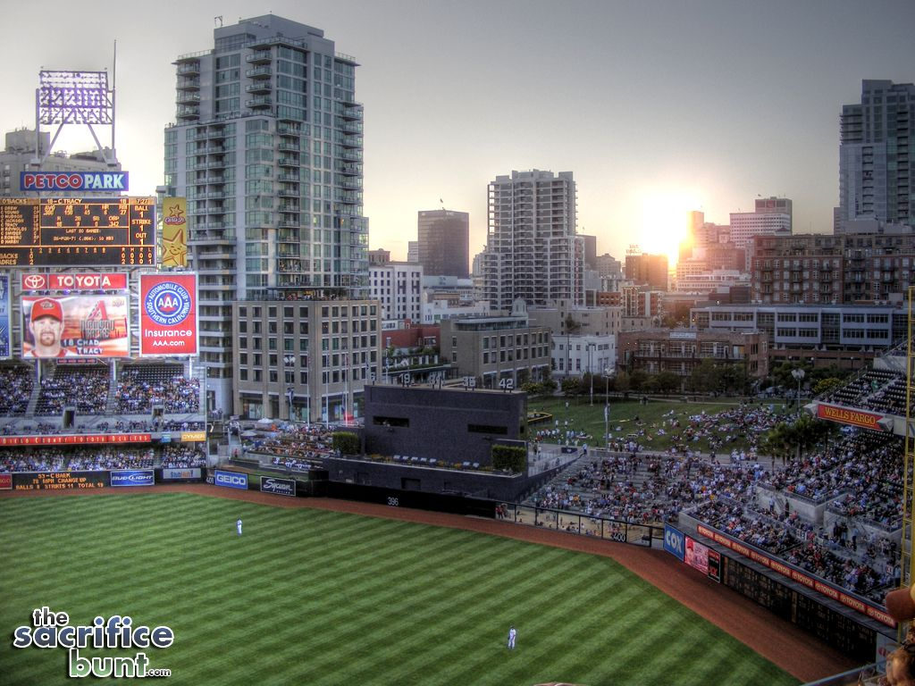 Wallpapers San Diego 1024x768