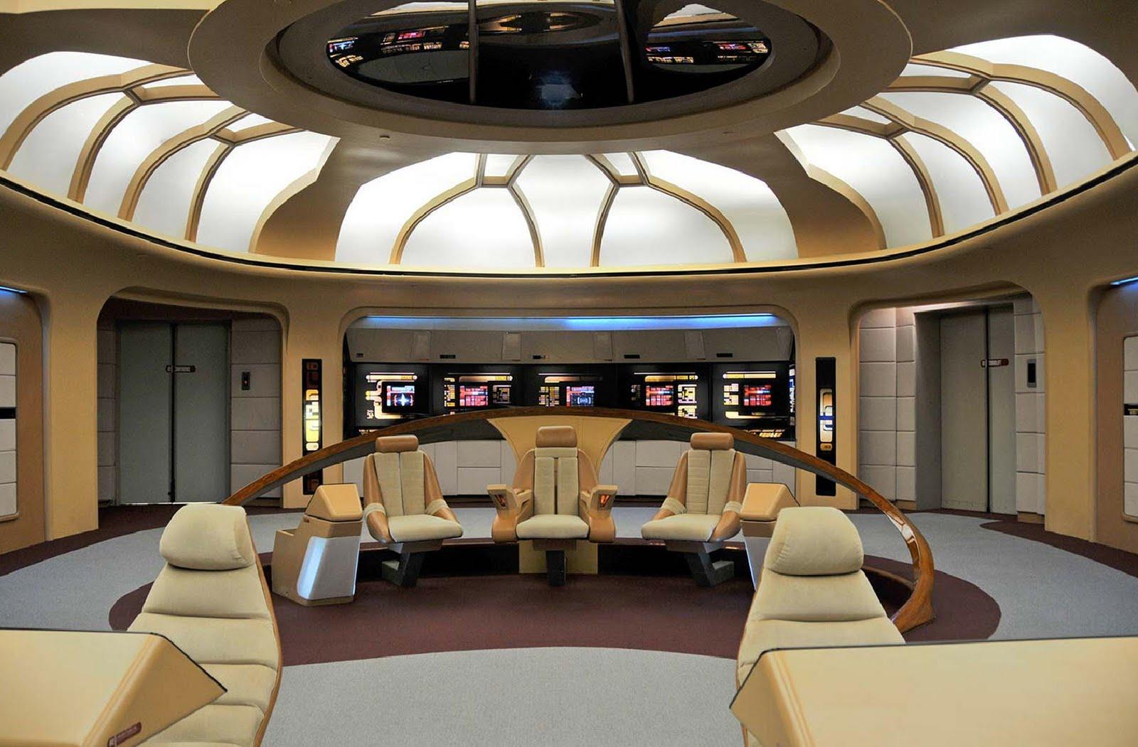 Star Trek Bridge Wallpaper Wallpapersafari