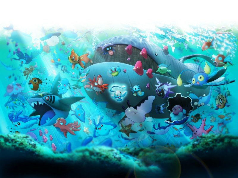 Best Nature For Manaphy
