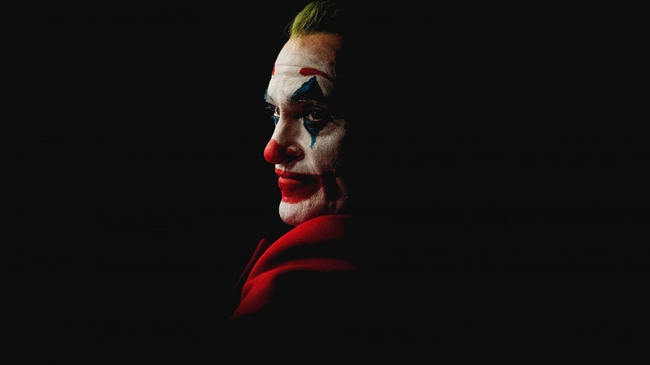 Black Joker Wallpapers 1280x720