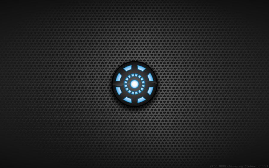 Wallpaper   Tony Stark Arc Reactor Shirt Logo by Kalangozilla on 900x563