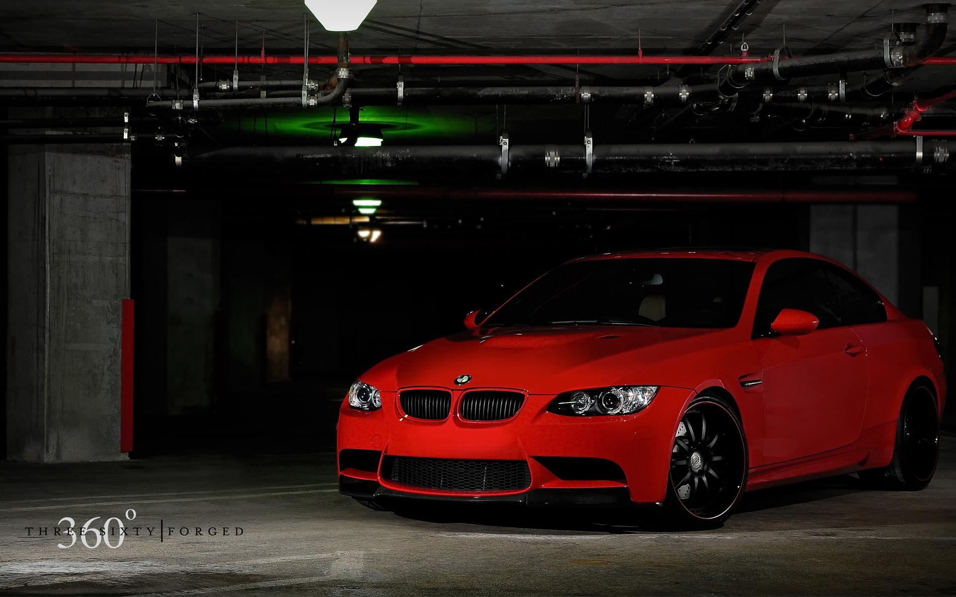 Red BMW M3 Wallpaper HD Car Wallpapers 1920x1200