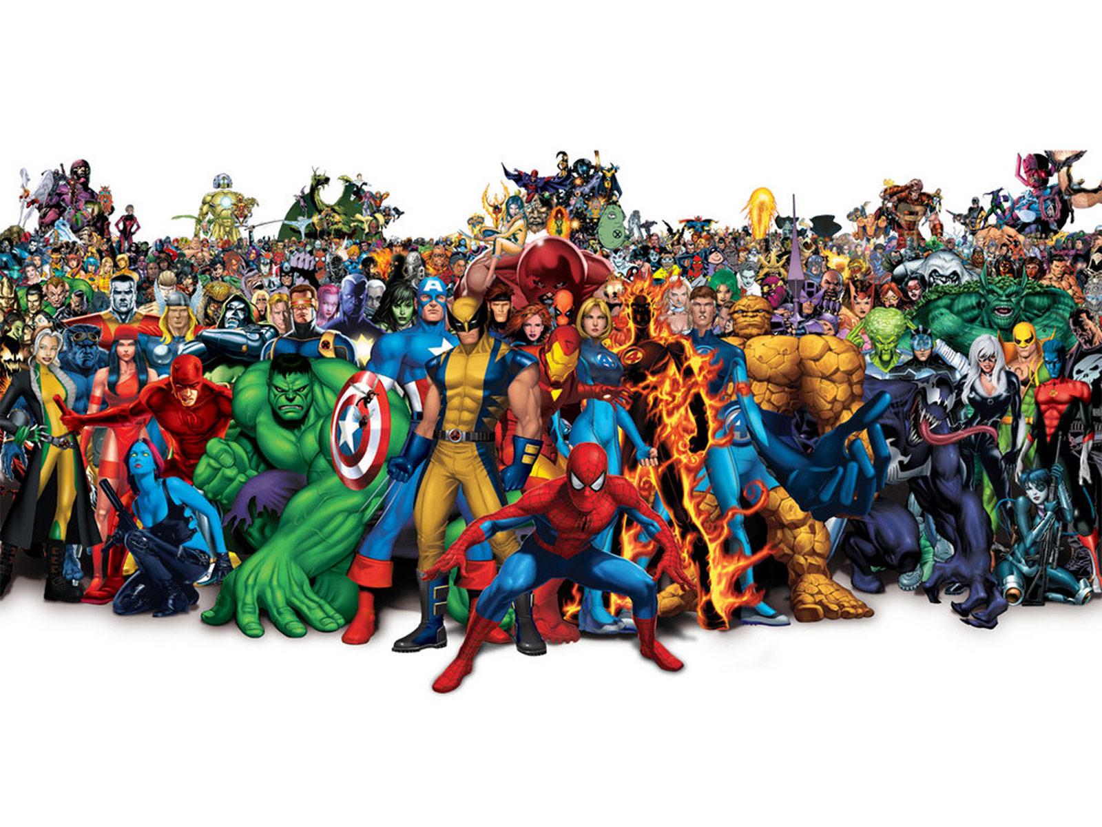 Super Heroes computer desktop wallpapers pictures images 1600x1200
