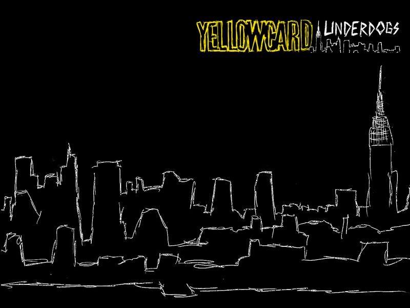 Yellowcard Underdogs Wallpaper Yellowcard Underdogs Desktop 800x600