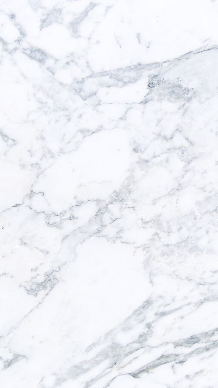 Cute marble phone wallpaper Marble iphone wallpaper White 750x1334