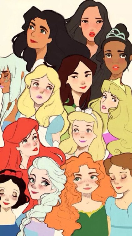 disney princess wallpaper Tumblr 421x750