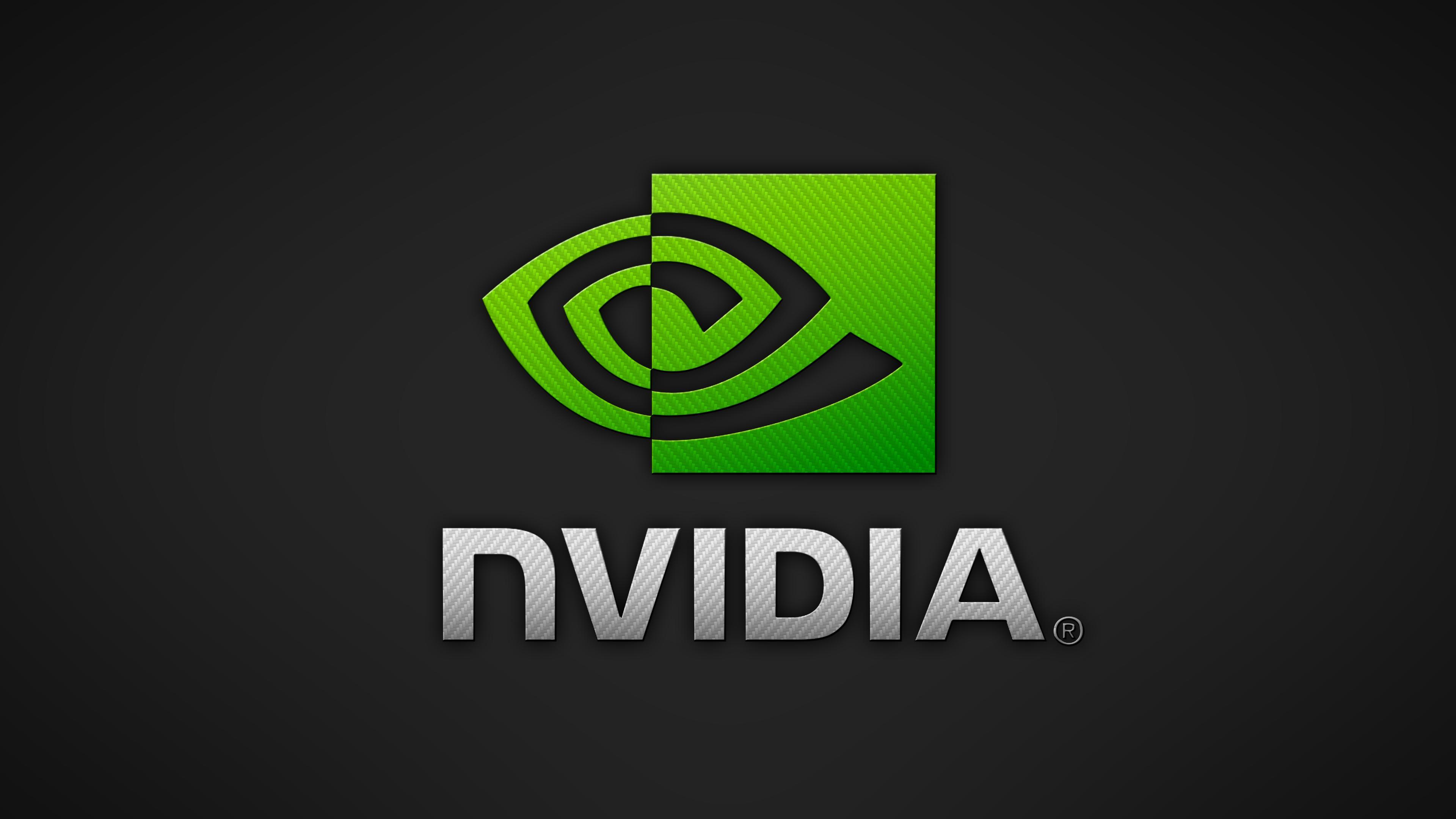4K] simple NVIDIA carbon wallpaper 3840x2160