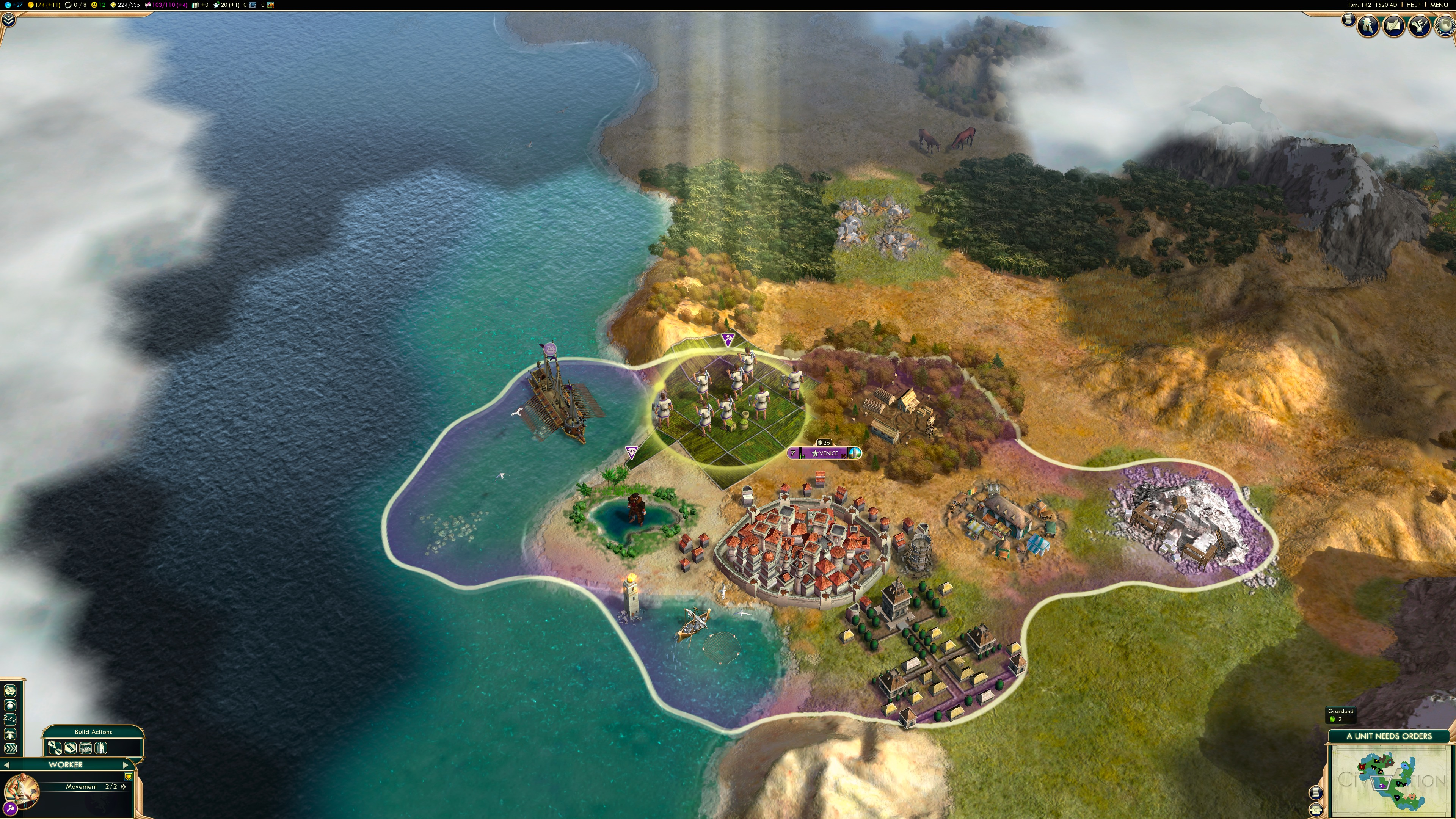 Civilization V Updated for Mac Pro Includes 4K and OpenCL 3840x2160