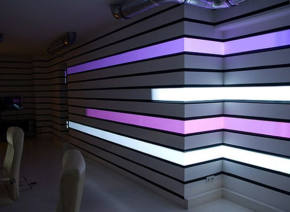 Digital Wallpaper Office Walls by Strukt Design Studio 570x417