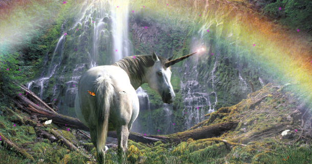 Magic Unicorns Screensaver   Screensavergiftcom 610x320