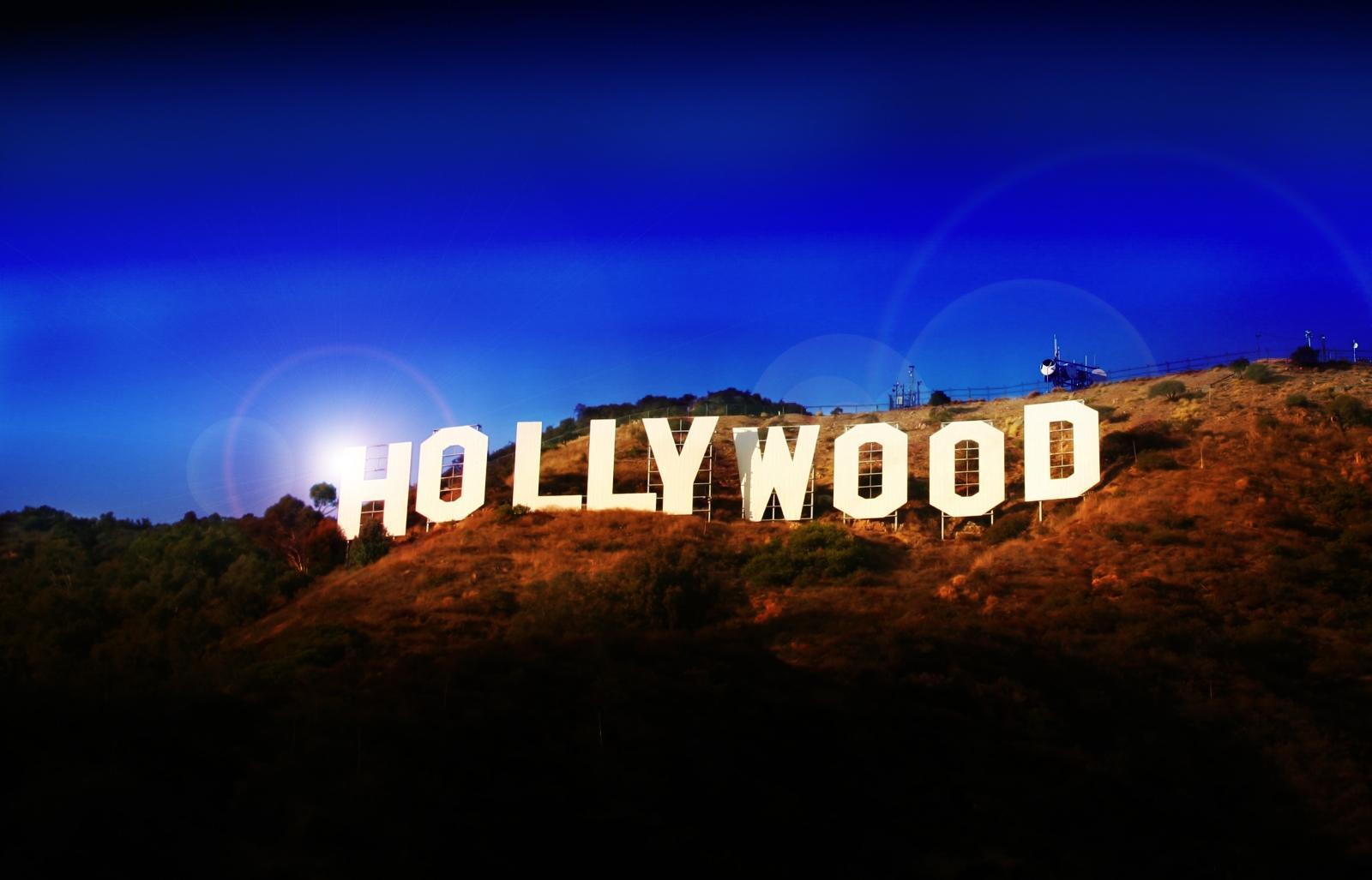 Hollywood Hills Wallpaper Desktop Backgrounds for HD Wallpaper 1600x1027