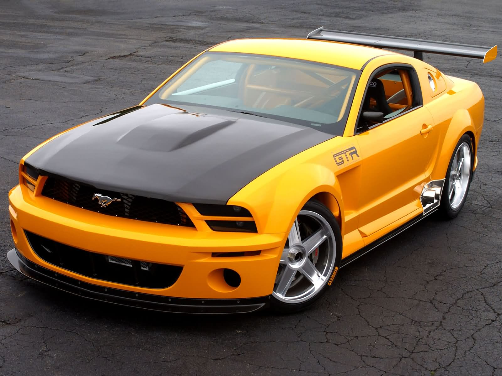 Cars Pictures Ford Mustang Wallpapers 1600x1200