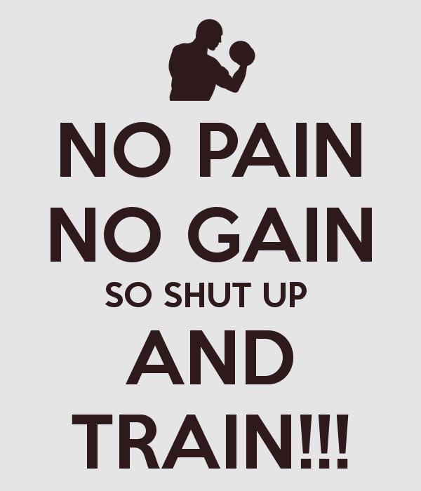 Shut Up and Train Wallpaper - WallpaperSafari