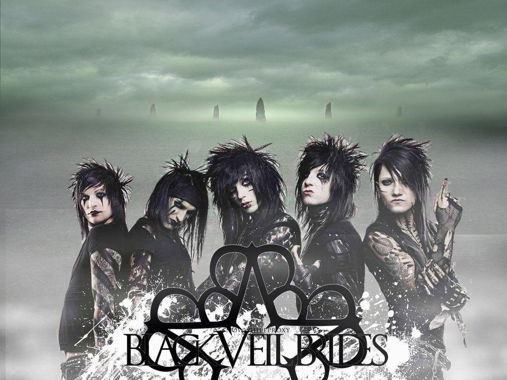 Black Veil Brides 2016 Wallpapers 1024x768