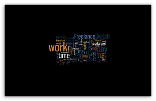 Freelance Switch Work Time HD desktop wallpaper Widescreen High 510x330