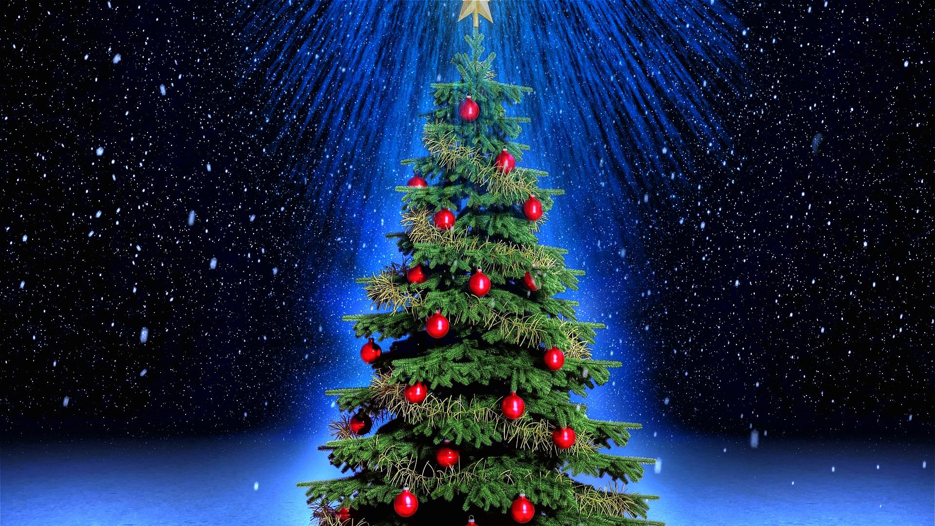 Holiday Christmas Hd Wallpaper: Christmas HD Widescreen Wallpaper 1920x1080