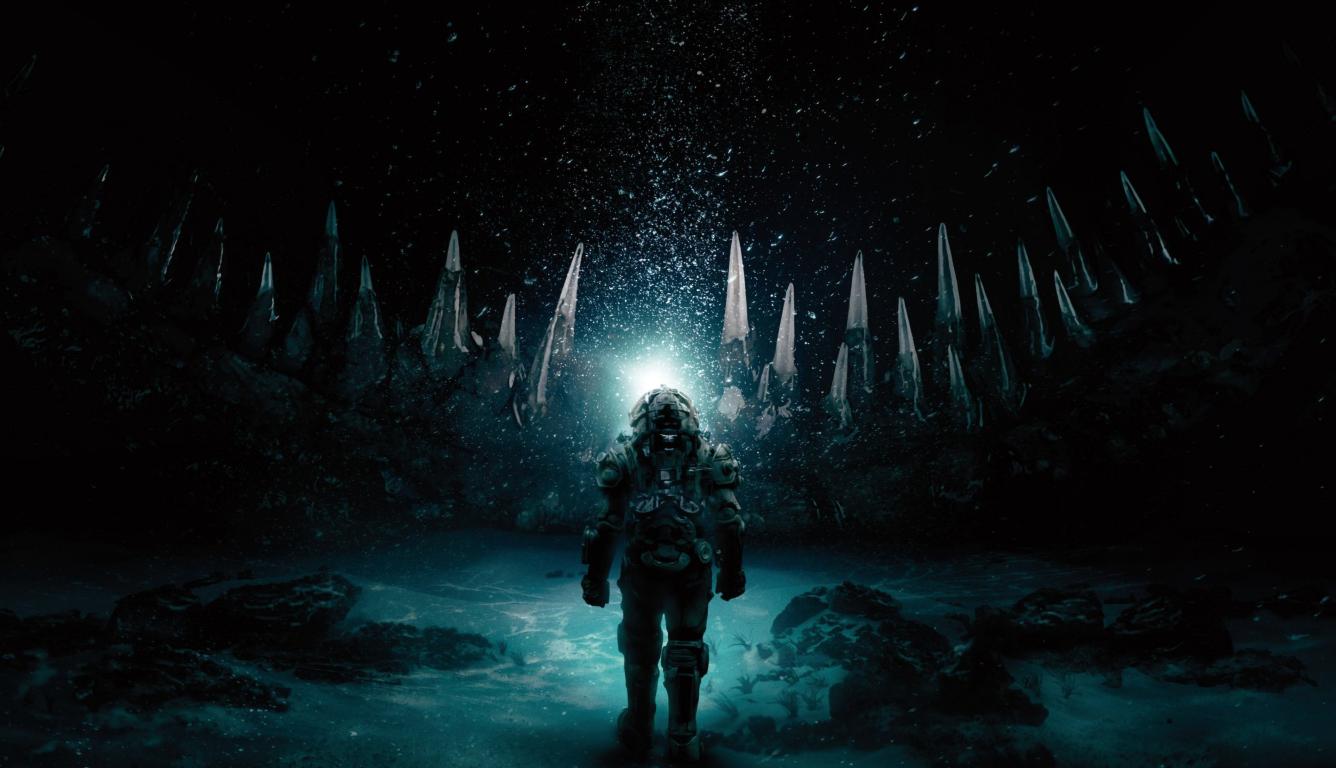 1336x768 Underwater 2020 Movie HD Laptop Wallpaper HD Movies 4K 1336x768