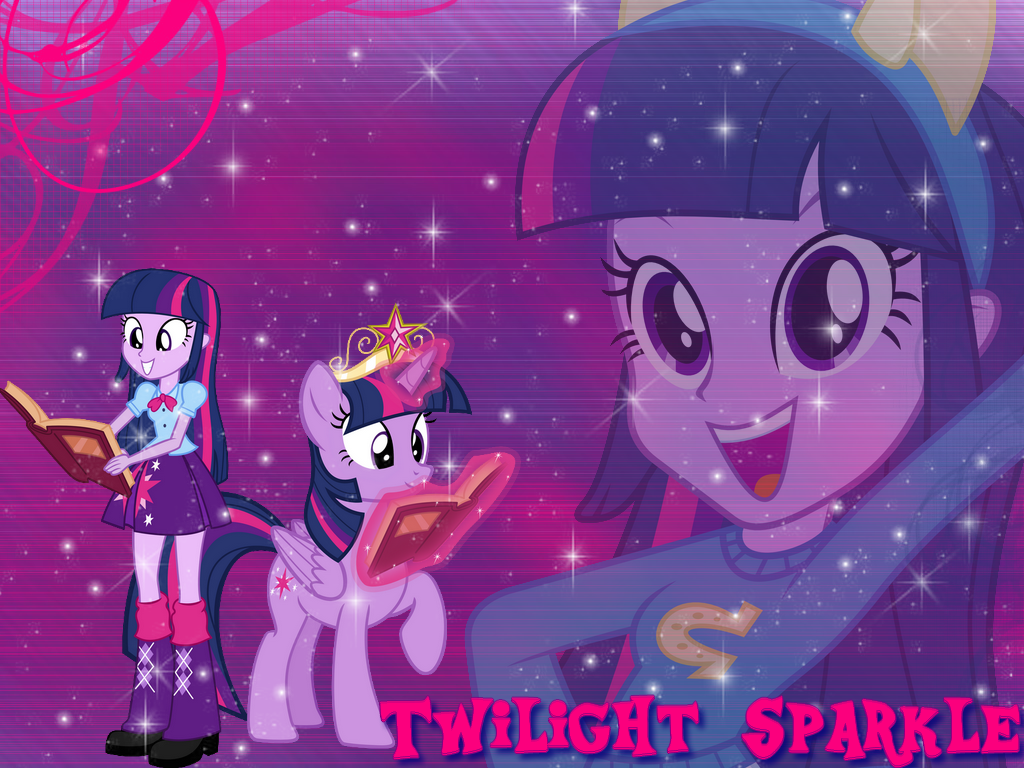 Wallpaper Twilight Sparkle Equestria Girls By NatouMJSonic On 1024x768