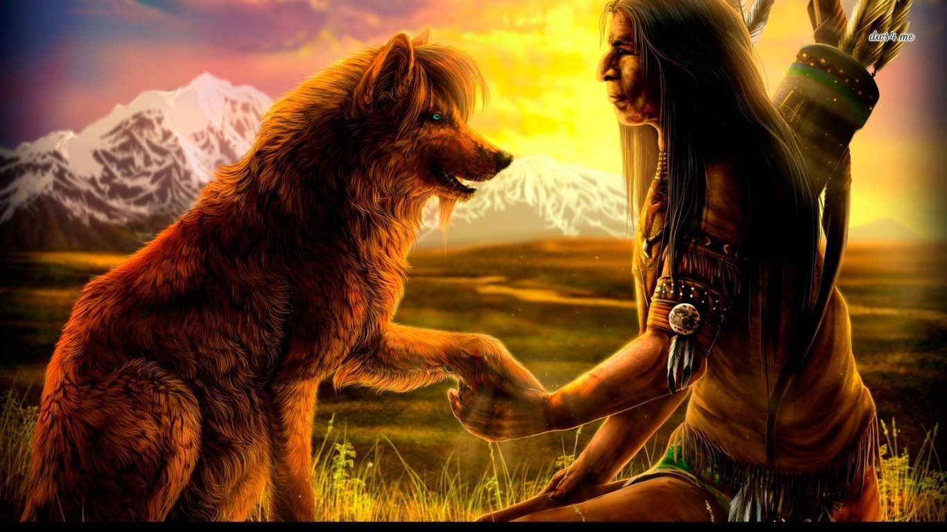 Cool Native American Wallpapers