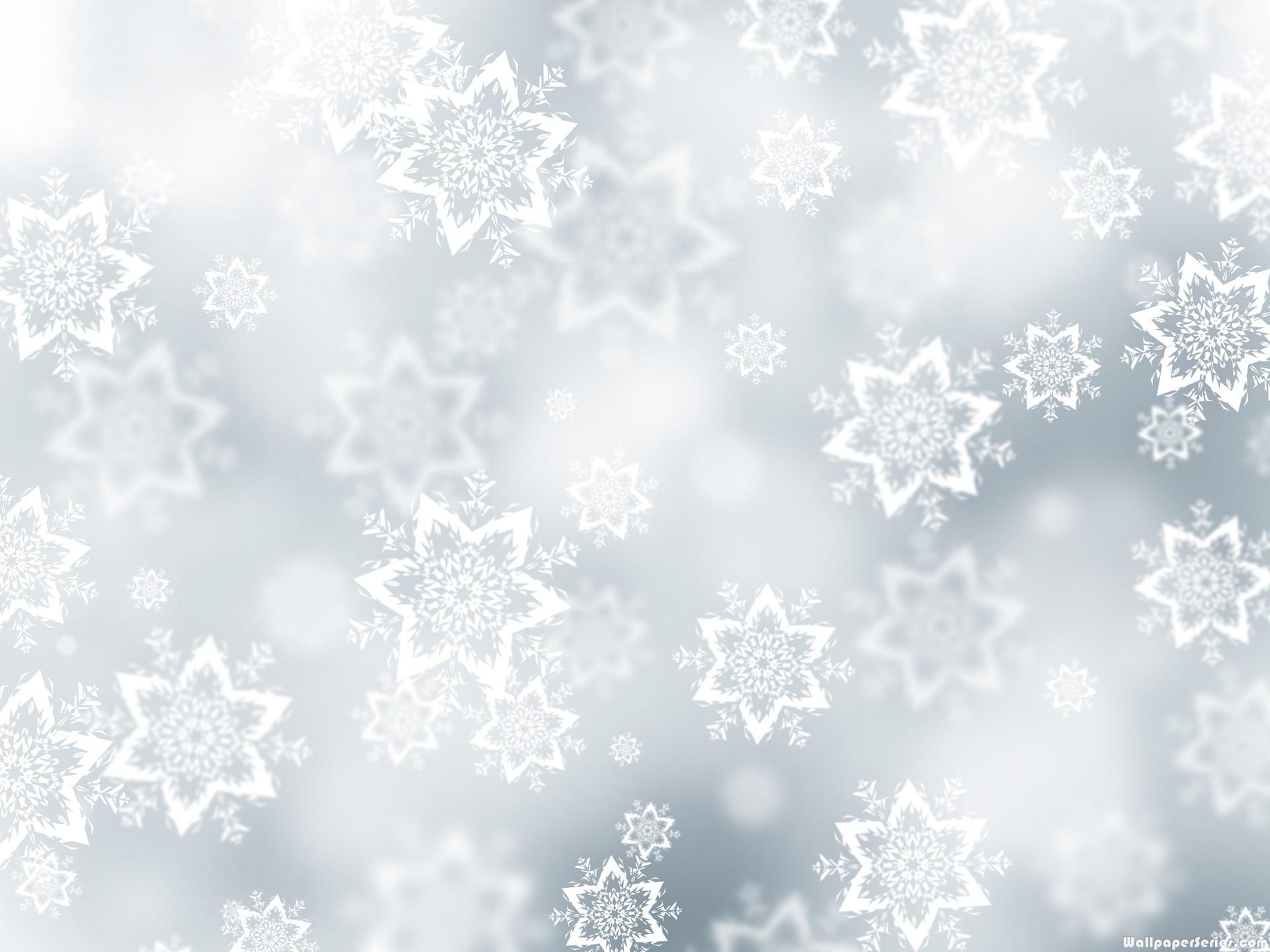 White snowflakes background vector graphics | My Free ... |White Snowflake Wallpaper