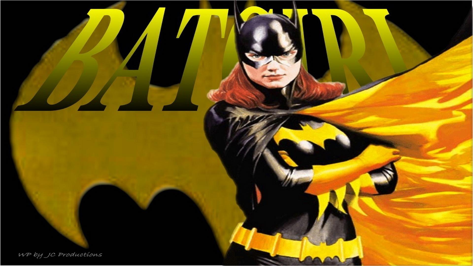 Batgirl Dc Comics 16138473 1024 768 Wallpaper Hd Desktop Wallpapers 1920x1080