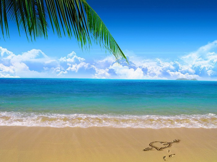 beach wallpapers 700x525