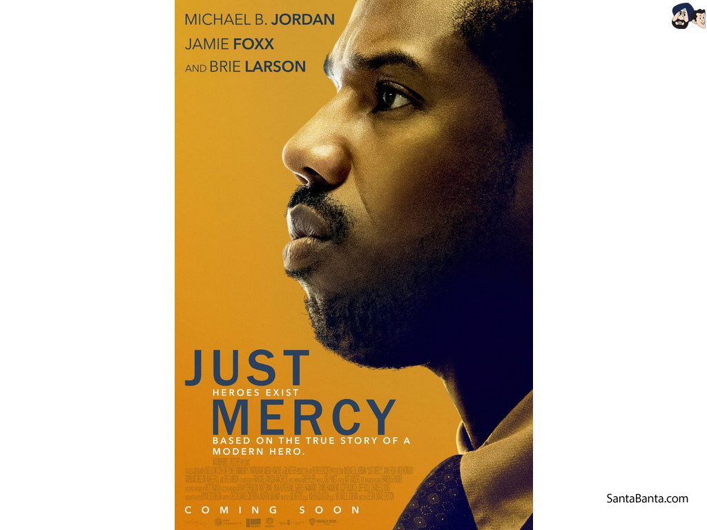 Just Mercy Movie Wallpaper 3 1024x768