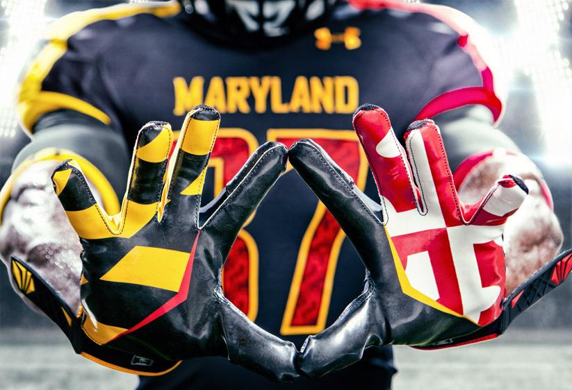 Photos Marylands Pride uniforms to return against Georgia Tech 823x562