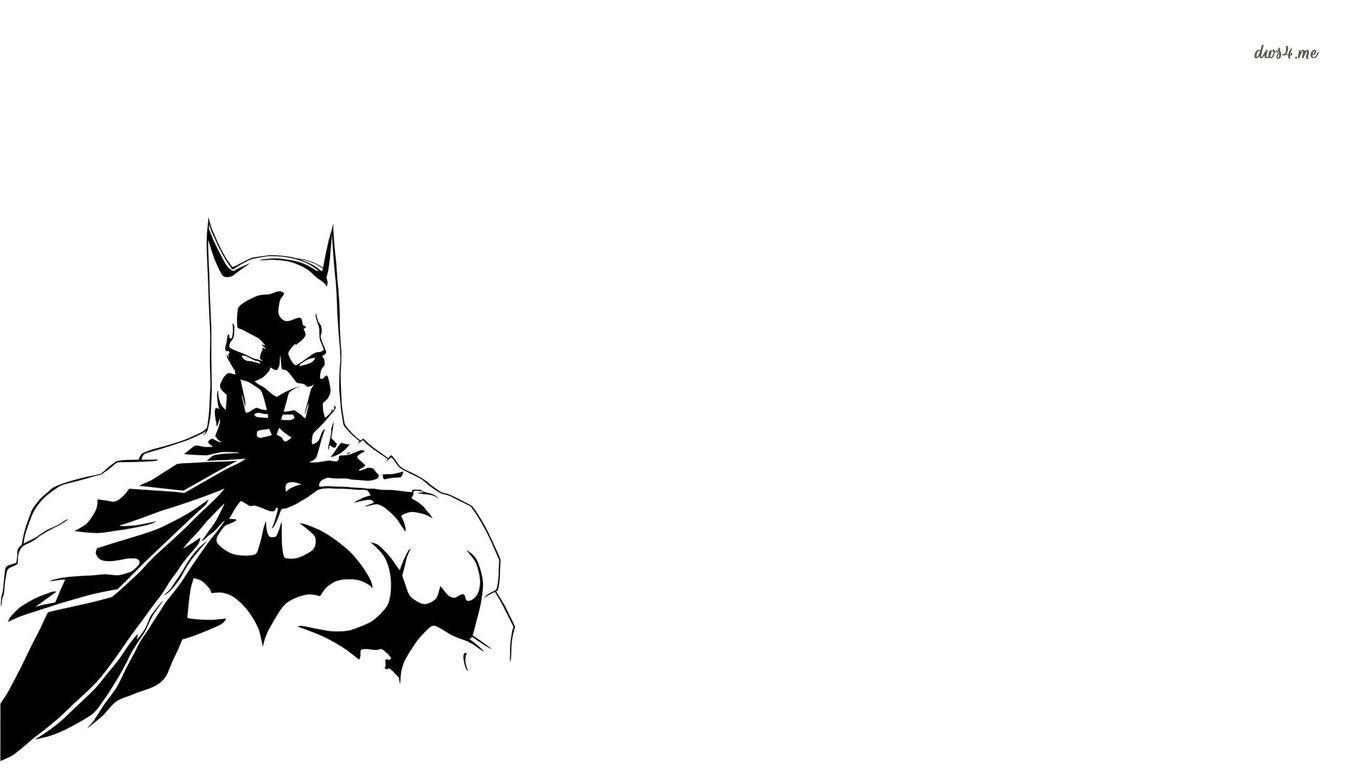 Free Download Black And White Batman Wallpaper Comic Wallpapers