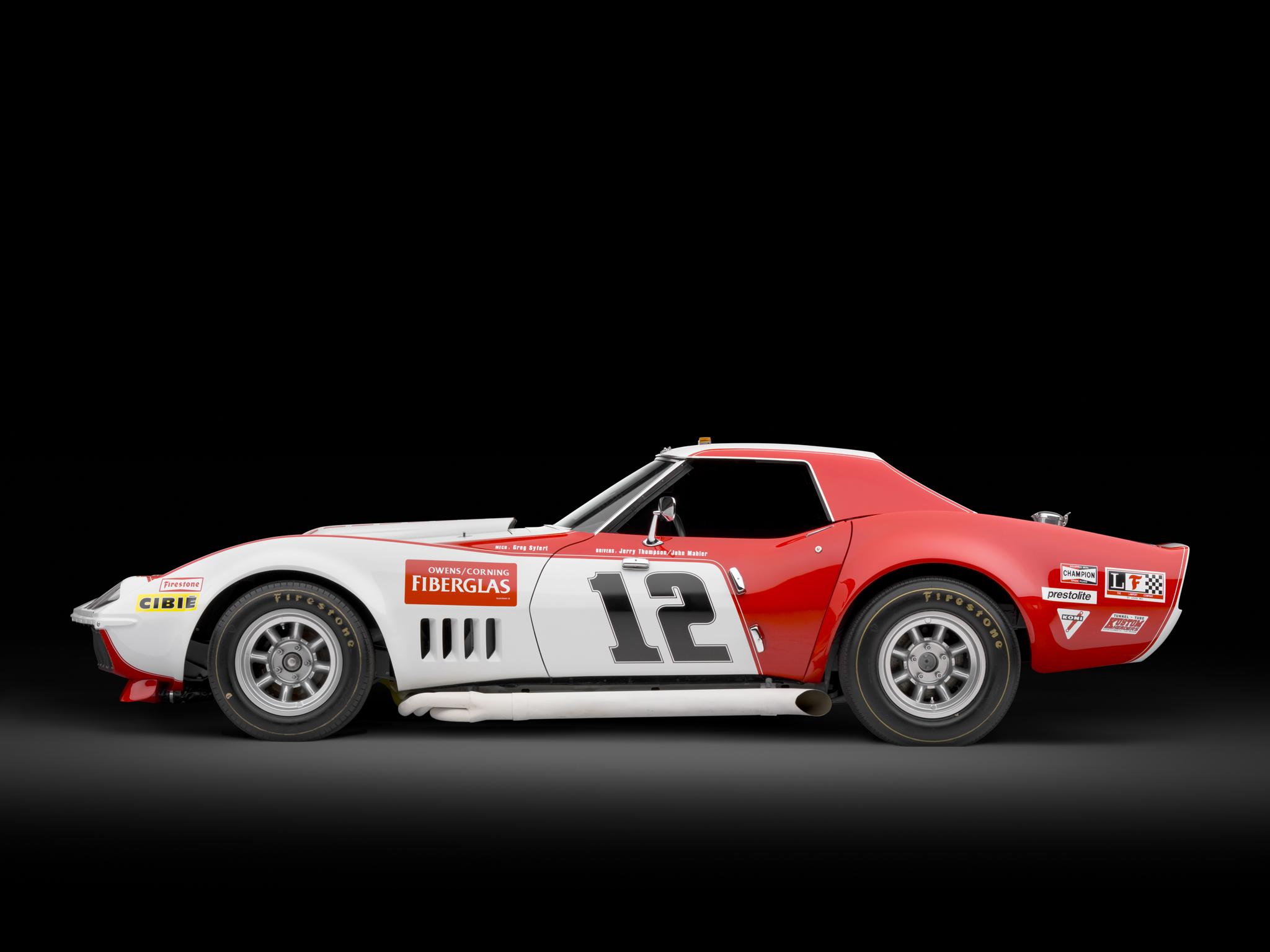 National Corvette Museum >> Classic Corvette Wallpaper - WallpaperSafari