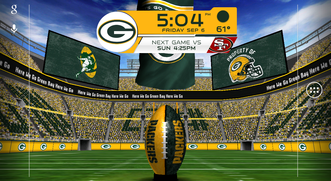 NFL 2014 Live Wallpaper download for Android FreeNew 1280x699