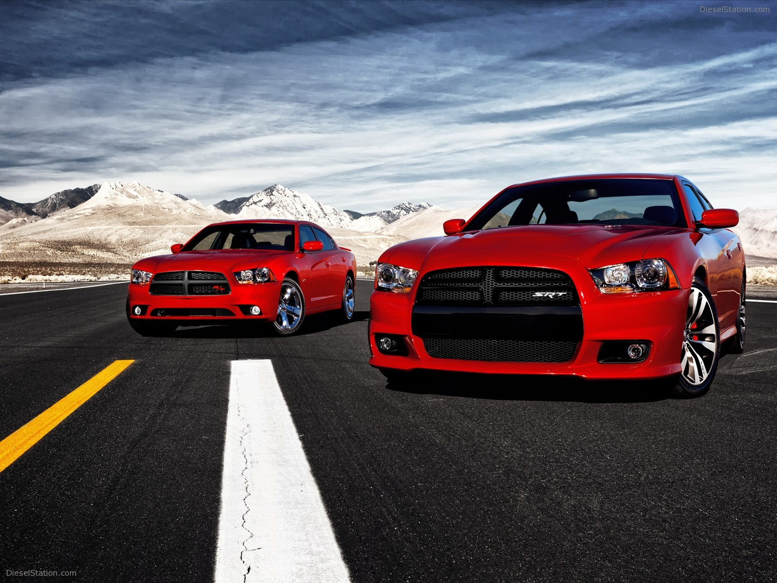Home Dodge Dodge Charger RT AWD 2012 1600x1200