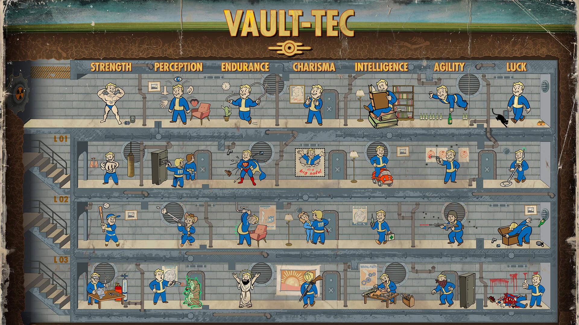 Fallout 4 1920x1080 1920x1080