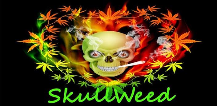 Skull Weed LWP 705x345