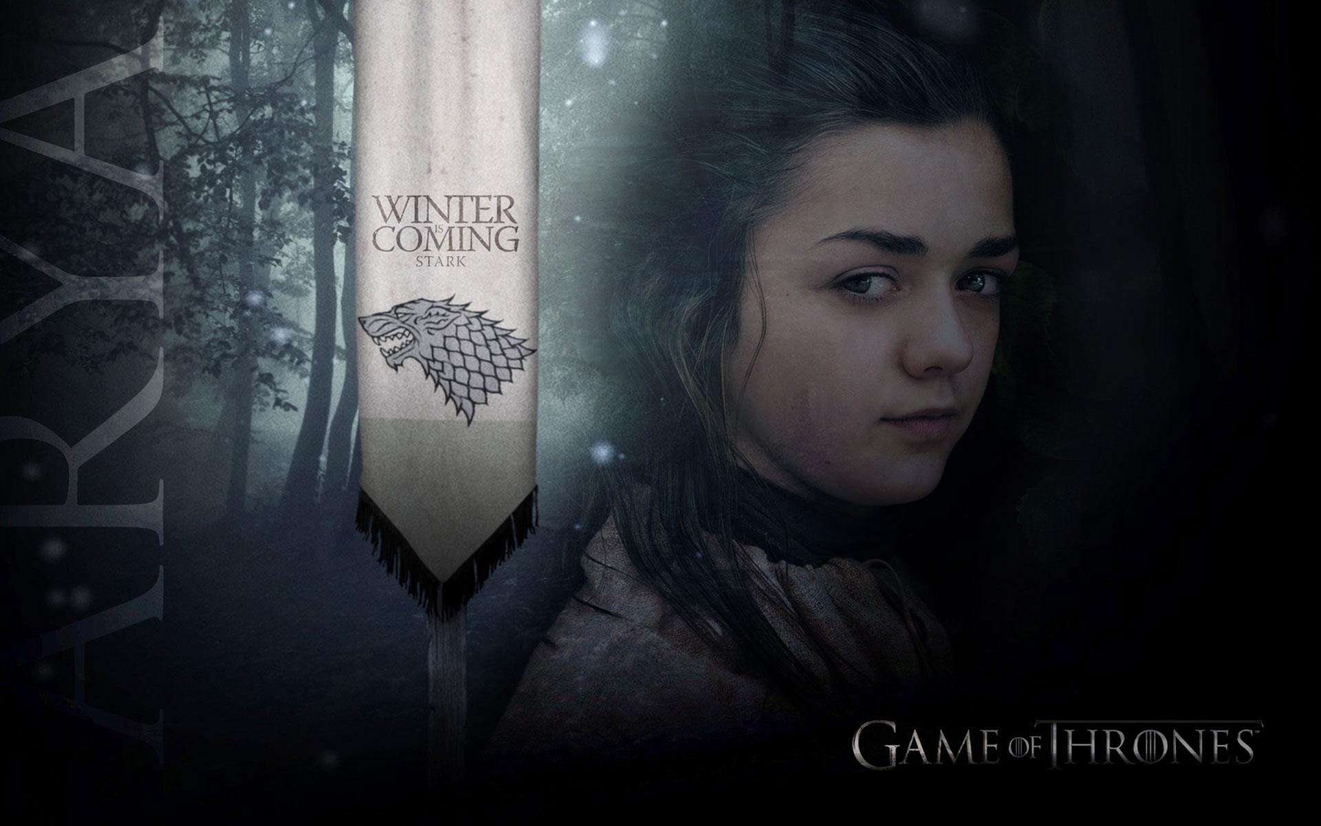 49 Game Of Thrones Stark Wallpaper On Wallpapersafari