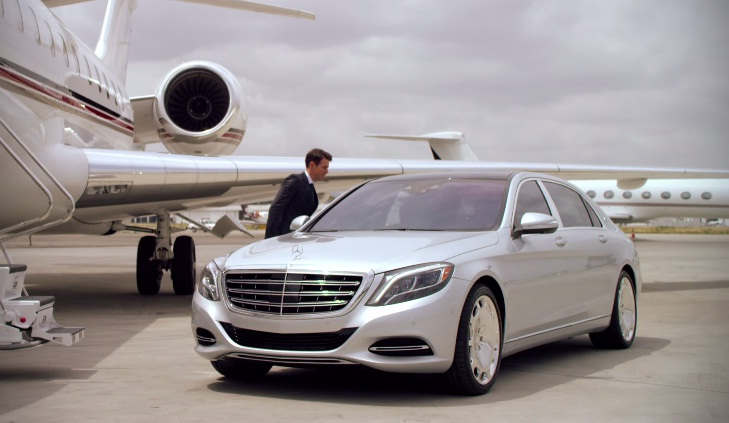 Video Mercedes Maybach S600 in All Its Glory   GTspirit 729x423