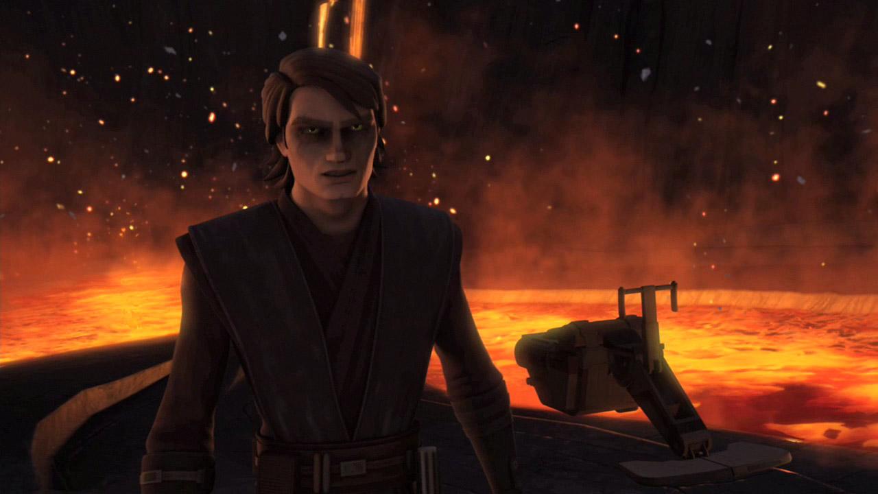 Dark Anakin   Clone wars Anakin skywalker Wallpaper 23865839 1280x720