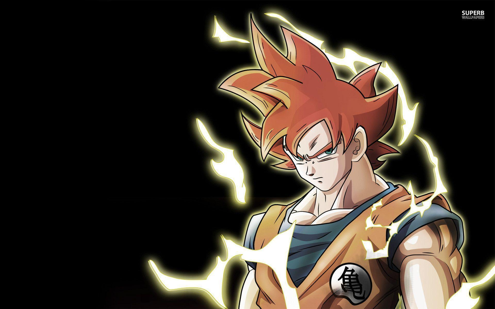 Dragon Ball Z Wallpapers Goku 1920x1200