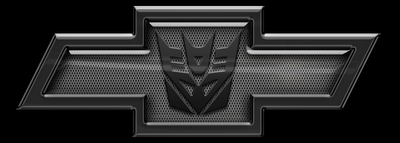 Chevy Decepticon Logo 2 by InternalFriction 800x286