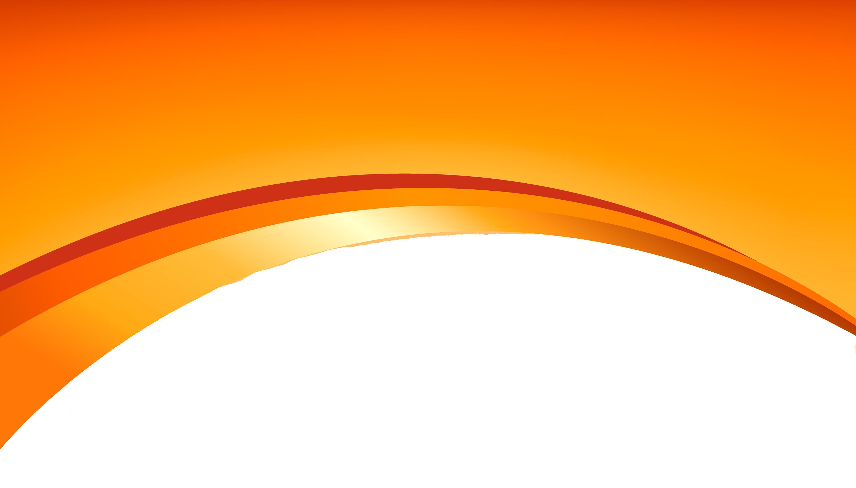 orange and white wallpaper