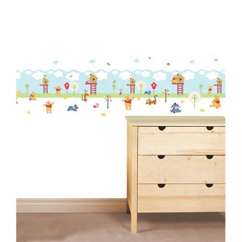 Generic Wallpaper Borders 5M Self Adhesive Kids Bedroom eBay 500x500