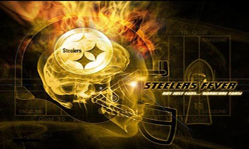 View bigger   Pittsburgh Steelers Wallpaper for Android screenshot 512x307
