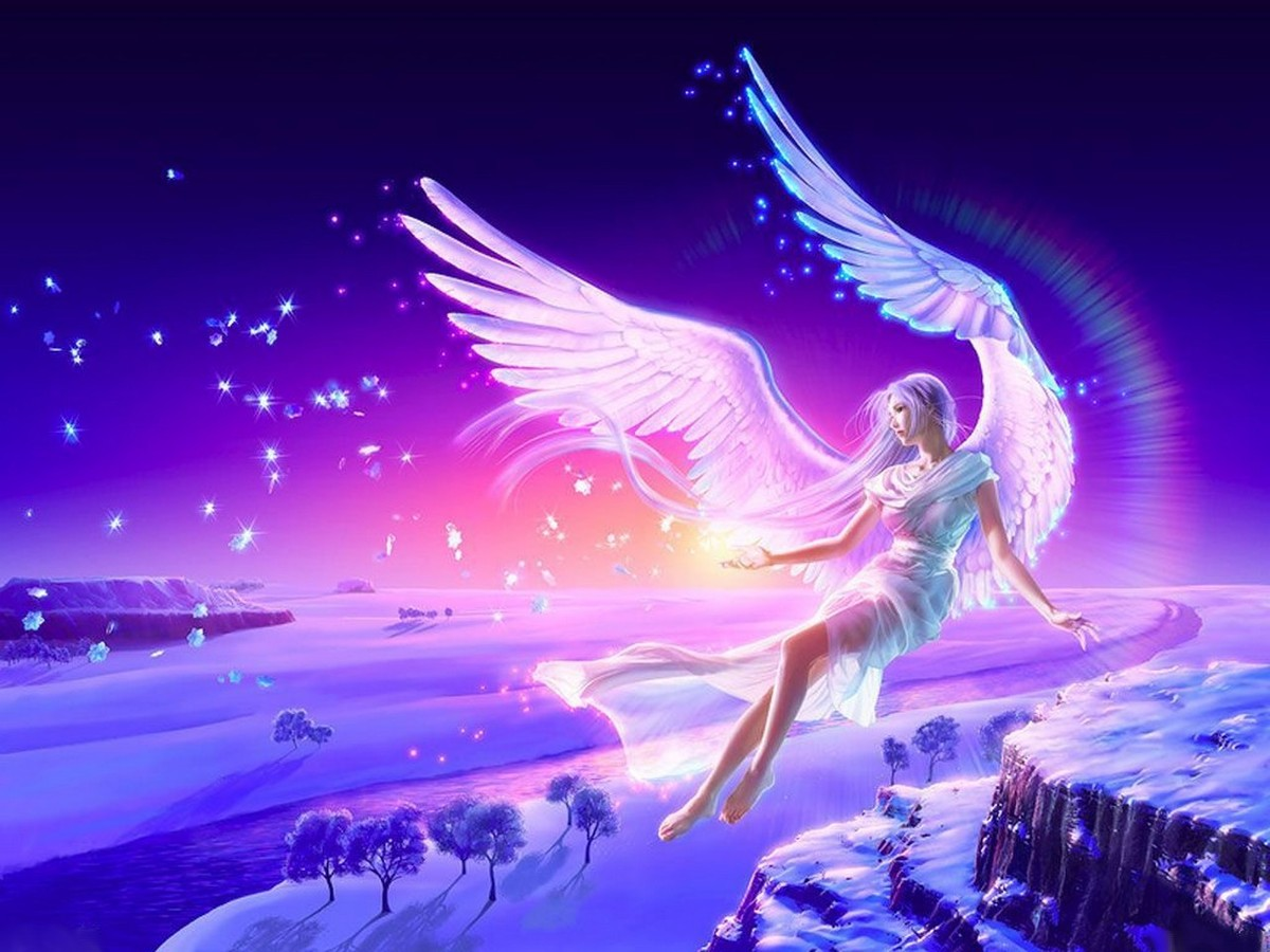 PIXHOME Beautiful Angels wallpapers 1200x900
