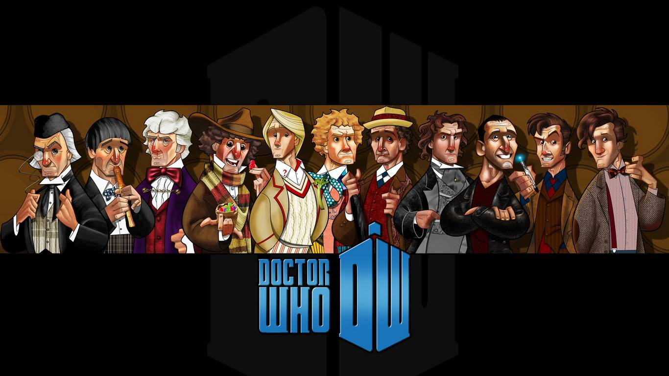Doctor Who   Doctor Who Fanart 1366x768
