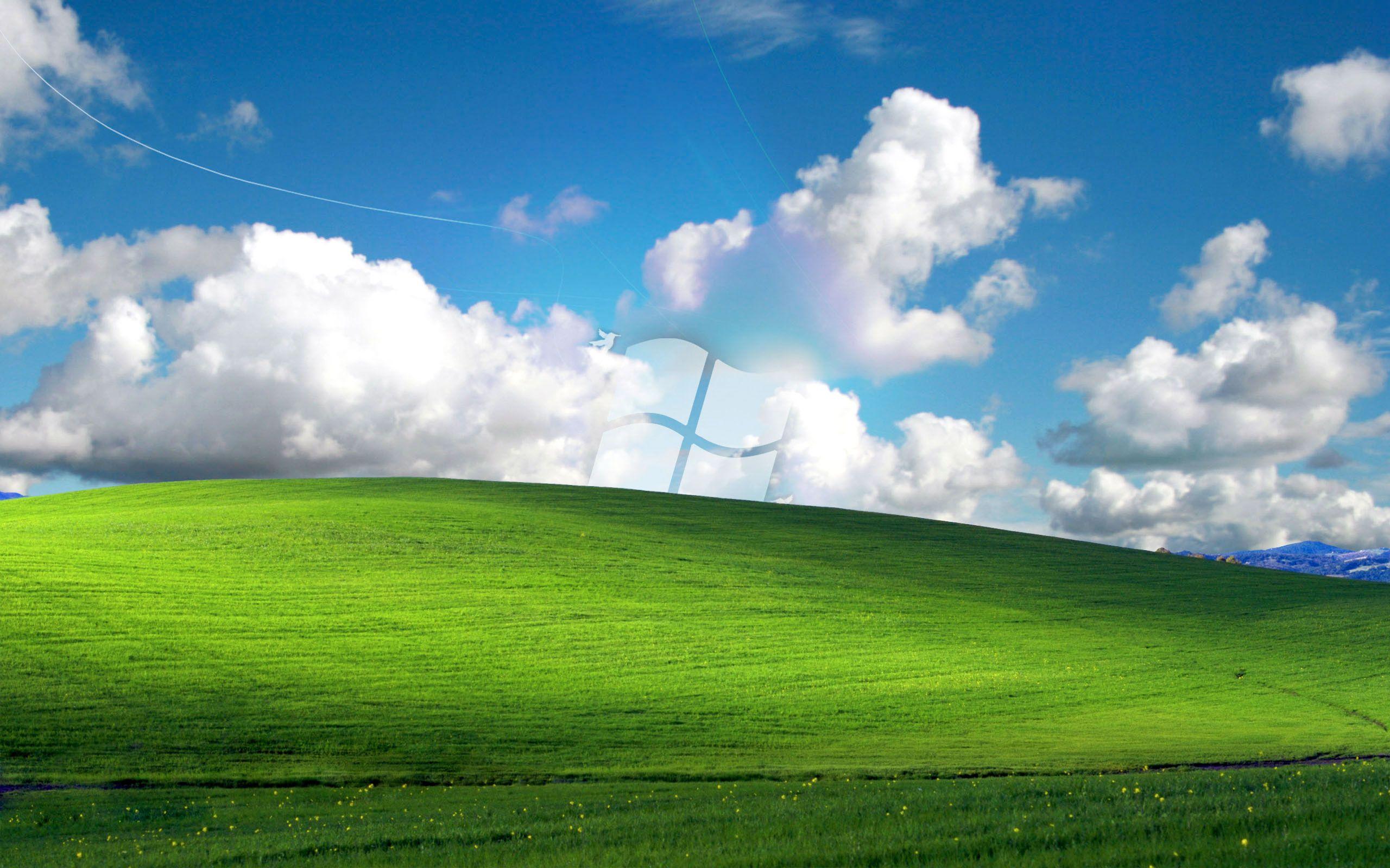 Windows XP Bliss Wallpaper Now - WallpaperSafari